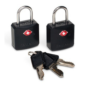 팩세이프 TSA-twin luggage lock(prosafe620)